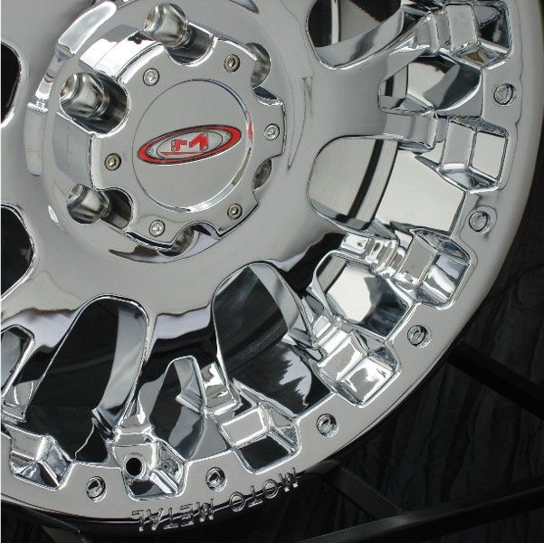 18 inch Chrome Wheels/Rims Chevy Silverado GMC GM 6 Lug