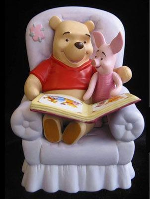 Pooh & Friends We Have Shared So Much Figurine winnie