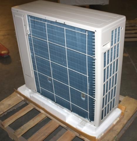 FUJITSU SPLIT TYPE AIR CONDITIONER A/C HEAT PUMP OUTDOOR UNIT ONLY
