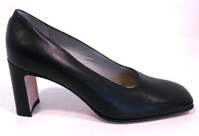 Womens Shoes  ANNE KLEIN  navy   HEELS   sIze 5.5   New