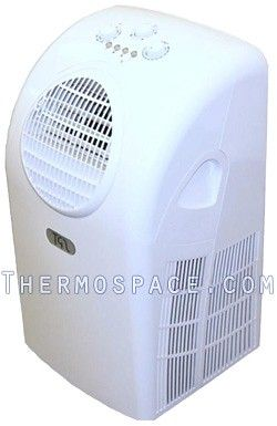 Dual Hose Portable Air Conditioner + Heat Pump, Soleus Air PH4 13R 01